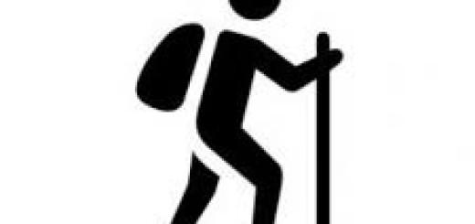trekking simbolo 2